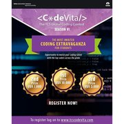 Hackathon - Codevita - The TCS Global Coding Contest | Hackfest