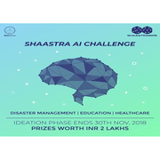 Shaastra AI Challenge 2019, Indian Institute of Technology Madras